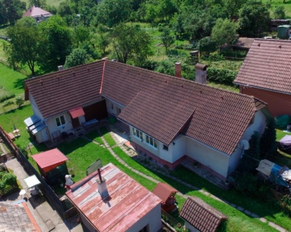 Rodinný dom Hronská Breznica