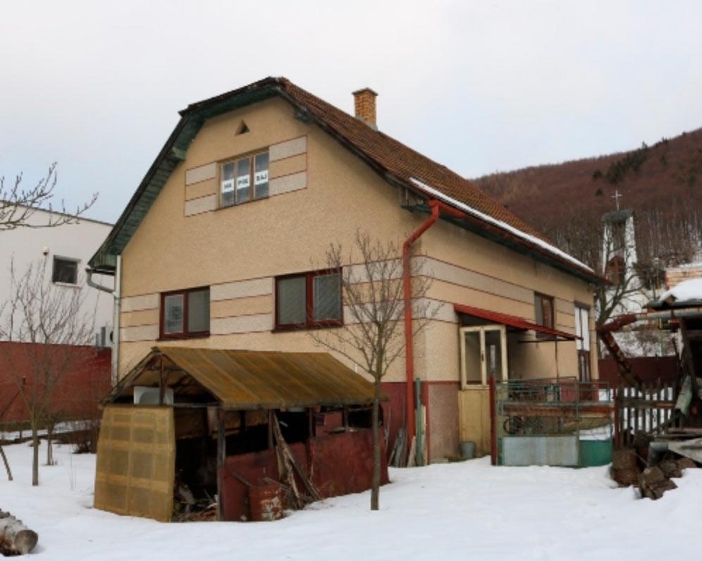 Rodinný dom Ostrý Grúň